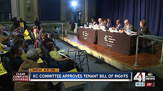 KC committee approves tenant bill of rights