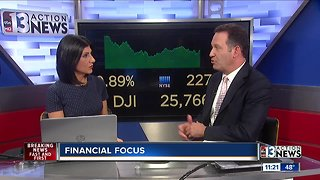 Financial Focus with Steve Budin on December 3
