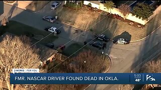 Former NASCAR Driver Found Dead In OKC Home