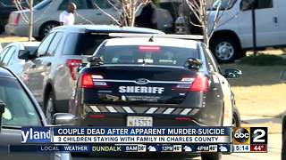 Man shoots and kills wife before killing himself - Video