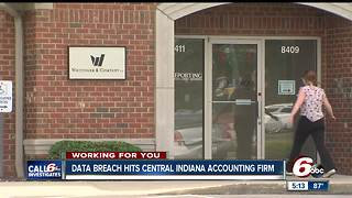 Accounting Firm Data Breach Latest In Growing Problem - Video