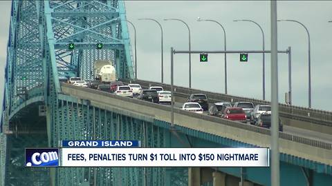 Toll troubles: drivers surprised with hefty fines after cashless tolling at Grand Island