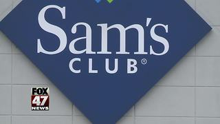 South Lansing Sam's Club open couple more weeks - Video