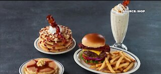 IHOP offering new 'Bacon Obsession Menu'