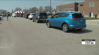 Racine County voters turn out amidst pandemic