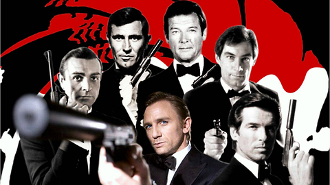 Is James Bond A Code Name?