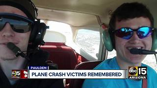 Mother speaks out after son killed in Prescott plane crash - Video