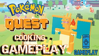 Pokemon Quest - Cooking