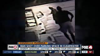 Fight over parking spot leads to deadly shooting in Florida - Video