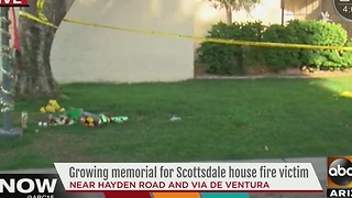 Man identified in deadly Scottsdale house fire - Video