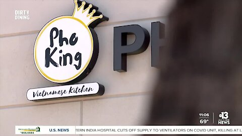 Pho King fires back at Health District on Dirty Dining