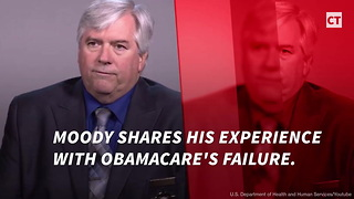 Police Officer Victim of Obamacare Shares His Shocking Story - Video