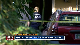 Deadly home invasion