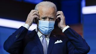 Biden: 100 Days of Masks After Inauguration