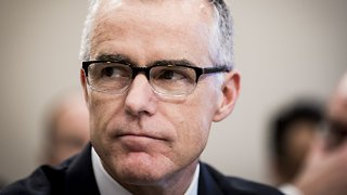 Democrats Consider Hiring Andrew McCabe So He Can Receive His Pension - Video