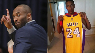 Kobe Bryant Sends SURPRISE Gift to Brother of Police Shooting Victim Jordan Edwards - Video