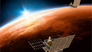 NASA Aims For Astronaut Mars Landing By 2033