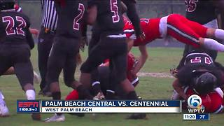 Palm Beach Central takes down Centennial in spring action