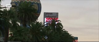 Shots fired on the Strip near Planet Hollywood