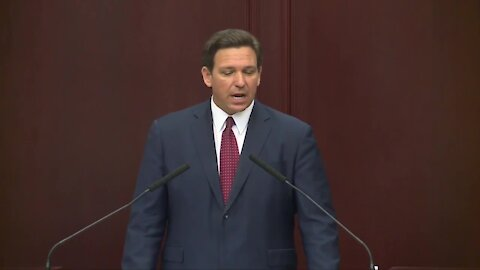 Gov. DeSantis touts pandemic successes, pushes GOP goals in state of the State of the State address
