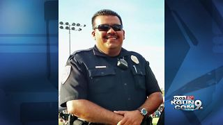 Nogales Police Officer killed, suspect identified