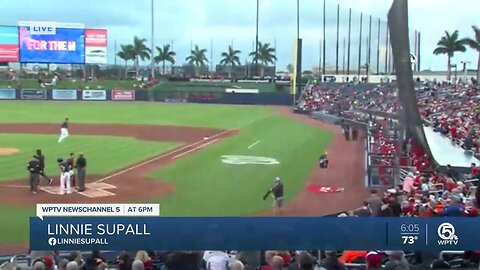 Nationals and Astros face off again in West Palm Beach