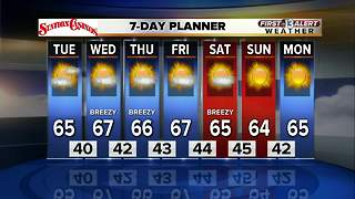 13 First Alert afternoon weather forecast for December 11 - Video
