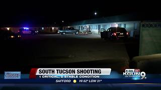 South Tucson Police investigating incident - Video