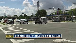 Neighborhood associations demanding safer streets | Driving Tampa Bay Forward - Video