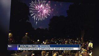 Huntington Woods trying to crowdfund 4th of July fireworks