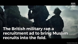 British Army Tries Tolerance Campaign Military Expert Has Brutal Reality - Video