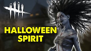 Dead By Daylight Spirit Gameplay 2020 | Halloween Spirit | DBD Killer