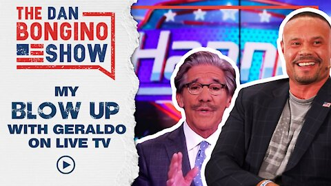 My Blow Up With Geraldo On Live TV