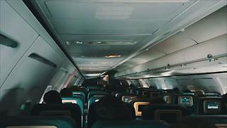Man Caused Emergency Landing Because Of His Flatulence - Video