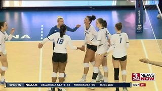 Creighton volleyball moves on to second round of NCAA Tournament