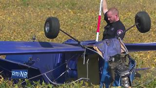 Pilot killed in Winnebago County aircraft crash - Video