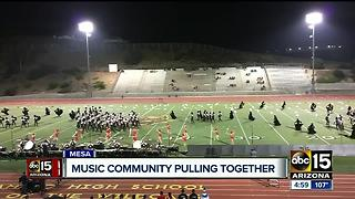 Music community pulling together after deadly crash - Video