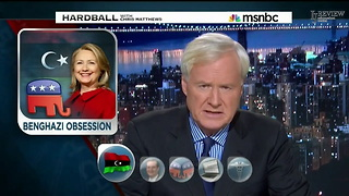 Chris Matthews Finally Takes Benghazi Seriously - Video