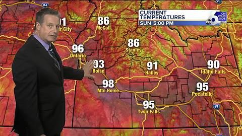 The On Your Side Forecast: Sunday, July 15, 2018