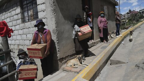 Hunger, Poverty Surge In Latin America As Impacts Of Pandemic Deepen