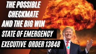 Donald Trump and Executive Order 13848: Foreign Interference in United States Election