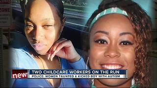 Winter Haven childcare workers caught on video berating, taunting 8-year-old child with Autism - Video
