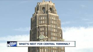Pushing for reuse of Buffalo Central Terminal - Video