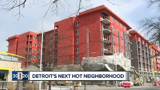 Group working to develop Detroit's Milwaukee-Junction neighborhood