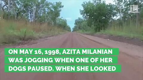 Woman Finds Abandoned Baby Buried in Shallow Grave. 20 Years Later, He Finds Her