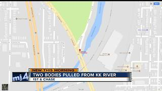 2 bodies pulled from KK River