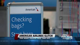 Some Tucsonans worried their holiday flights will be canceled after American Airlines glitch - Video