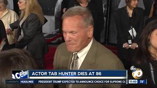 Actor Tab Hunter dies - Video