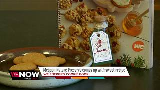 Cookie Book featuring recipe from Mequon Nature Preserve - Video