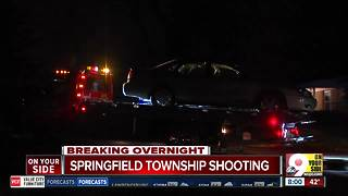 PD: Man shoots woman, self in Springfield Township attempted murder-suicide